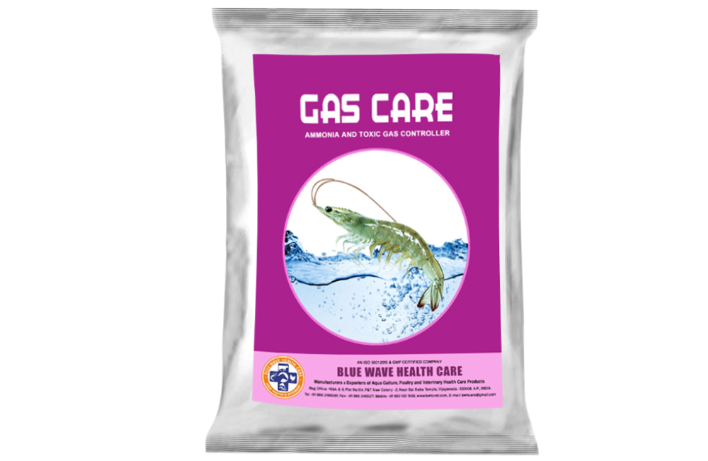 GAS CARE ( Ammonia and toxic gas controller )