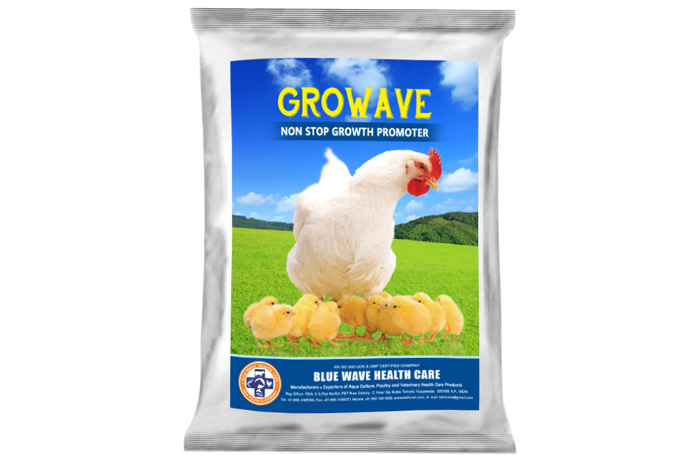 GROWAVE (Non Stop Growth Promoter)