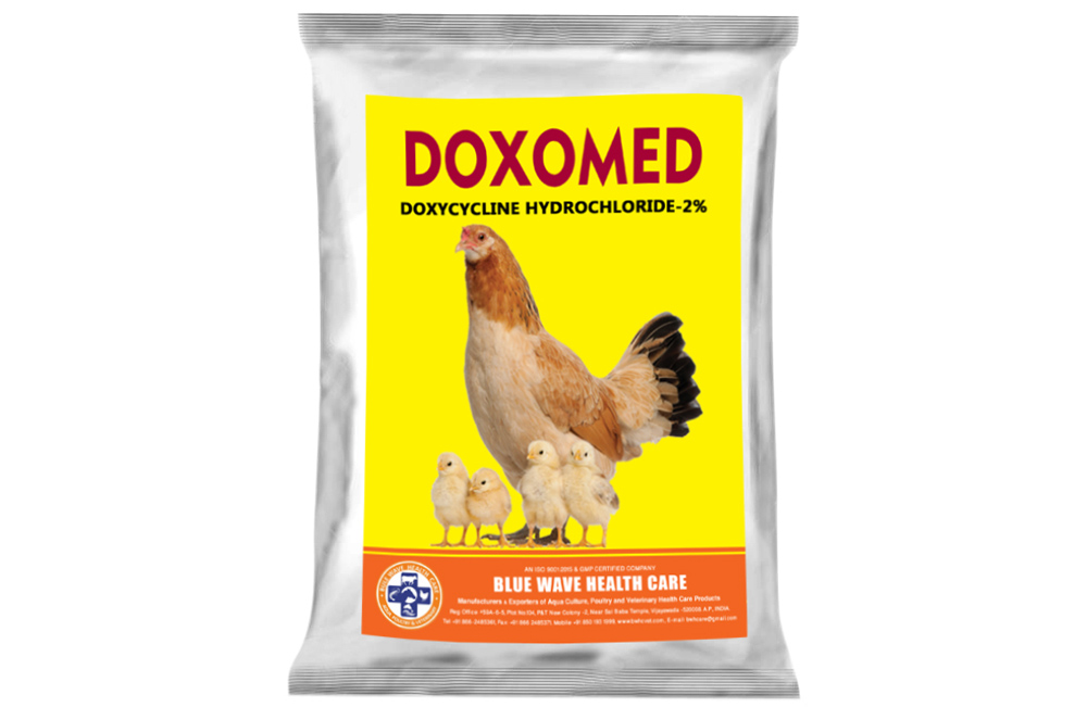 DOXOMED (Doxycycline Hydrochloride-2%)